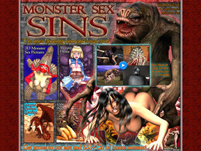 3D monster sex pictures and movies, monster hentai, monster porn drawings and toons, XXX photos of celebrities and pornstars fucked by monsters - The
